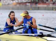 Para-rowing takes the spotlight in Amsterdam
