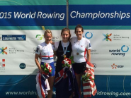 RT @row2k: U.S. Women's four (with the row2k flag!) - world champs! #rowtorio #aiguebelette2015 #wrchamps  http://t.co/d1fUAasGgT