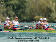 Some golden hardware in our first feature of the day #WRChamps  http://t.co/VOwAgsa4lB   http://t.co/cySP3sr2VP