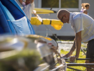 Day's end...boats are cleaned, have a nice evening! #WRChamps #WRCH2015  http://t.co/uNKUNgvlcj