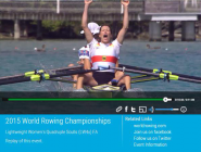 Replays of today's FISA World Rowing CS on  http://t.co/ZKRtwgotOW  or  http://t.co/j7Vxf7rDKI  @WorldRowing #WRChamps  http://t.co/forqflXab2