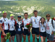 RT @usrowing: Congratulations USA! Silver medalists! #WRCHamps @WorldRowing #rowtorio #livingthedream  http://t.co/owp2m5ERza