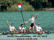 RT @row2k: Friday's full race report now posted! #WRChamps  http://t.co/EcCLJr8MFp   http://t.co/kWgUdySLvu