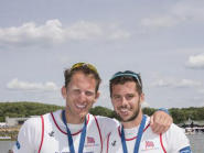 At 12.30 UK the @GBRowingTeam M2- @the_foad & Matt Langridge race their final #WRCHAMPS  http://t.co/urSSWyjOzi