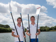12.45 UK time let's have a shout out for @WFletcher09 & @rschambers10GB LM2x #WRCHAMPS finals day.  http://t.co/u4GSTR6u9B