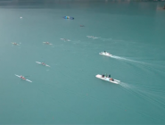 The most perfect clear blue water. Rower's dream #WRChamps  http://t.co/dK9JxdTZ5O