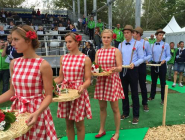 and in other news the local Bistro in Aiguebelette are wondering where all their table-cloths went #WRChamps  http://t.co/G5sN2Ru6Dk