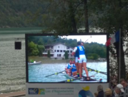 Forza Italia ! What a beautiful victory - and a joyfull protocolar ceremony ! M4- #WRChamps #WRC 2015 #rowing  http://t.co/axaIeIIPdz
