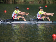Home gold for Jeremie Azou and Stany Delayre at World #Rowing Champs #WRChamps  http://t.co/34vOBqwjVw   http://t.co/4zFrIpWW0U