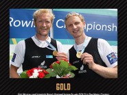 RT @RowingNZ: Another two GOLD and a SILVER from our @RowingNZ team at the #WRChamps. What a day!  http://t.co/cppne0LSVP