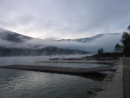 Stunning morning @Aviron2015 #WRChamps #Aiguebelette  Happy final day …  http://t.co/OpeeuKHVR7