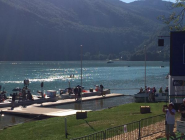 Bonjour from lac d'Aguibuiette! @usrowing #WRChamps #worldchampionshipsunday #GoUSA  http://t.co/BWLiTw4OIH