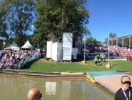 Here we go on the final day at Lac D'Aiguebelette. #WRChamps  http://t.co/EXNZ64wEVT