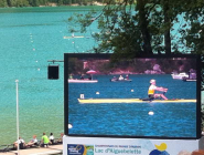 Imperial Gold for Kim Crow and @RowingAust !  #WRC15 #WRChamps  http://t.co/jdn12fBhey