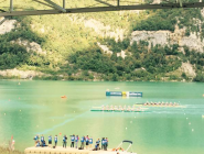 Boom! What a tight finish in final of M8+ at #WRChamps in Aiguebelette. Huge congrats to GBR - World Champions again!  http://t.co/S4tFgqgZzb