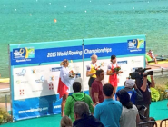 RT @sarahcookaus: @KimmyJCrow is world champion again! #WRChamps #WRCH2015 @WorldRowing @RowingAust @rowing_chicks  http://t.co/dc5nEPAww4