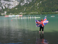got washed away in this stunning place for #WRChamps  http://t.co/l9Ysh9EIws