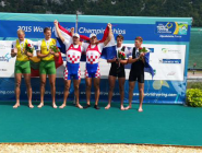 RT @SinkovicBros: TITLE OF #worldchamps IS CONFIRMED!!! Proud!!! #croatia #sinkovicbrothers #bro2rio #WRCH2015 #WRChamps  http://t.co/N6Zk2u…
