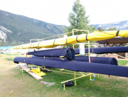 The boats are wrapped up, the racks are emptying #WRChamps are over for this year! Thanks @Aviron2015  http://t.co/z7fxWfSCX1