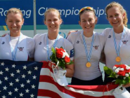 RT @UVARowing: #WRChamps Recap: @kristineobrien_ Earns Gold as Four #UVaRowing Alums Medal  http://t.co/ao5pqBHfSb   http://t.co/3UKZEFQt7b