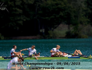 Fist bump! First gallery from Sunday's action in Aiguebelette now posted! #WRChamps  http://t.co/6aMu7ffrL5   http://t.co/Ip3AFI7oyL
