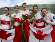 ICYMI: @rowingcanada LTAMix4+ crew raced to a BRONZE at the #WRChamps today!  http://t.co/aZjtpPusGA  @blindrower  http://t.co/ITDSRcUj4D