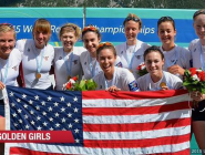 USRowing's women's eight wins TENTH straight GOLD medal at #WRChamps!   http://t.co/gvDbfuc2RE   #GoTeamUSA