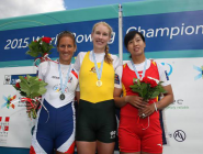 Olympic legend Peter Antonie says @KimmyJCrow's #WRChamps gold medal bodes well for #Rio2016  http://t.co/f2sTdpgK47   http://t.co/KLd8WsmyEp