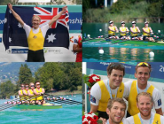 RT @AUSOlympicTeam: 7 Aussie boats have qualified for Rio 2016 following #WRChamps    http://t.co/RwfOrPyPr9    #RoadToRio #ComeWithUs http:…