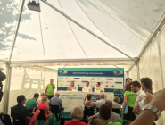 RT @WorldRowing: Press conference with FISA President Jean-Christophe Rolland before racing starts at #WRChamps  http://t.co/yAfBhCrogG