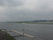Boats, boats, boats. As far as the eye can see. Would make for hell of a timelapse, @worldrowing. #WRChamps #rowing  https://t.co/8ShhfrE5s4